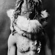 Navajo Mask, C1905 Poster