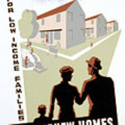 New Deal: Wpa Poster Poster