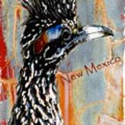 New Mexico Roadrunner Poster