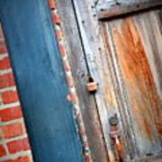 New Orleans Door 2 Poster