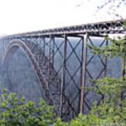 New River Gorge Bridge Poster