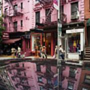 New York Soho  Poster