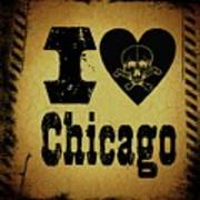 Old Chicago Poster