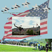 Our Memorial Day Salute Poster