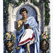 Ovid (43 B.c.-c17 A.d.) Poster