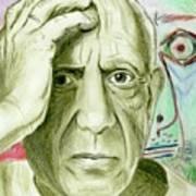 Pablo Piccaso Poster