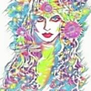 Peko - Keeper Of Flora Poster