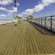 Penarth Pier 7 Poster