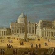 Peters Basilica Poster