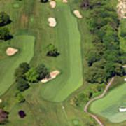 Philadelphia Cricket Club Wissahickon Golf Course 12th Hole Poster