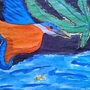 Philippine Kingfisher Painting Contest 1 Poster