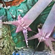 Pink Ribbon Altar Poster