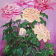 Pink Romance Poster