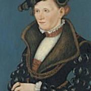 Portrait Of A Woman Poster