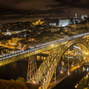Portugal Porto Poster