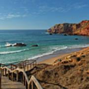 Praia Do Amado, Portugal Poster