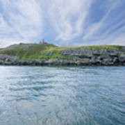 Puffin Island Poster