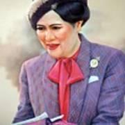 Queen Sirikit Poster