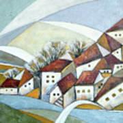 Quiet Village Poster