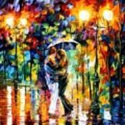 Rainy Dance Poster