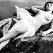 Reclining Nude, C1895 Poster