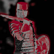 Red Knight Poster