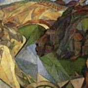 Rivera 10 Diego Rivera Poster