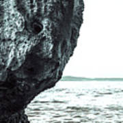 Rock-face Poster