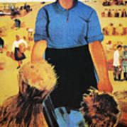 Russia: Collective Farm Poster