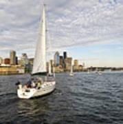 Sail Seattle Poster