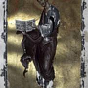 Saint Luke Poster by Granger