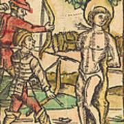 Saint Sebastian Poster