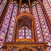 Sainte Chapelle Poster
