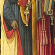 Saints Peter And Jerome Poster
