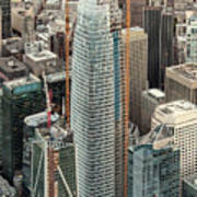 Salesforce Tower In San Francisco Poster