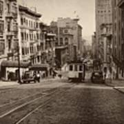 San Francisco 1945 Poster