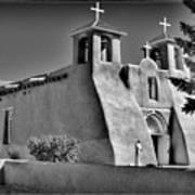 San Francisco De Asis Mission Church Poster