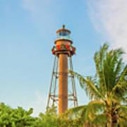 Sanibel Lighthouse Poster