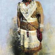 Sarah Winnemucca Poster