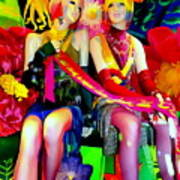 Sassy Sisters Poster