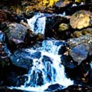 Serene Waters Poster