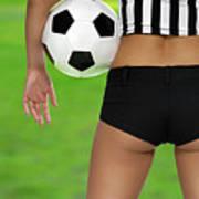 Sexy Referee Poster