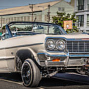 Sf Lowriders Poster