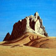 Ship Rock Poster