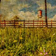 Siluria Cotton Mill Poster