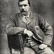 Sir Arthur Conan Doyle, 1859   1930 Poster