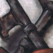 Skeleton Keys No. 1 Poster