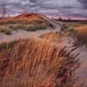 Sleeping Bear Dunes National Lakeshore Poster