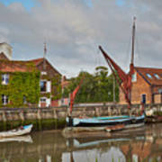 Snape Maltings Poster