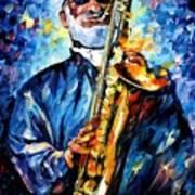 Sonny Rollins Poster